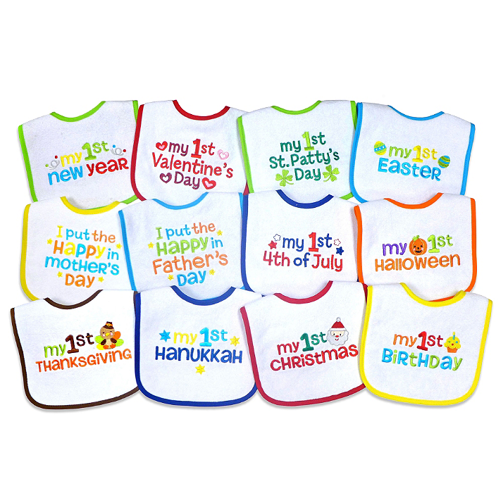 Holiday-Bib.png - My First Holiday Bibs