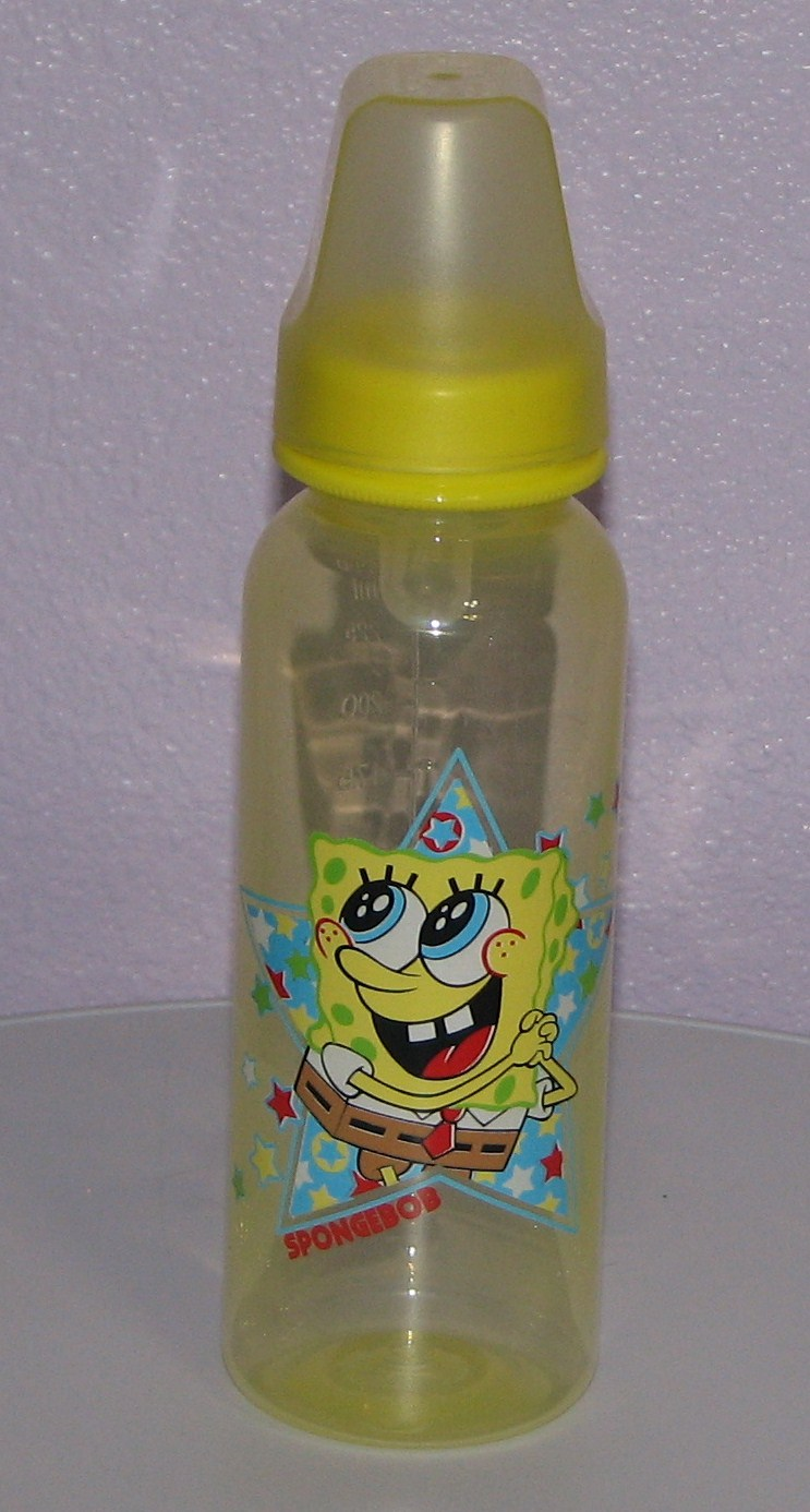 SpongeBob Baby Bottle