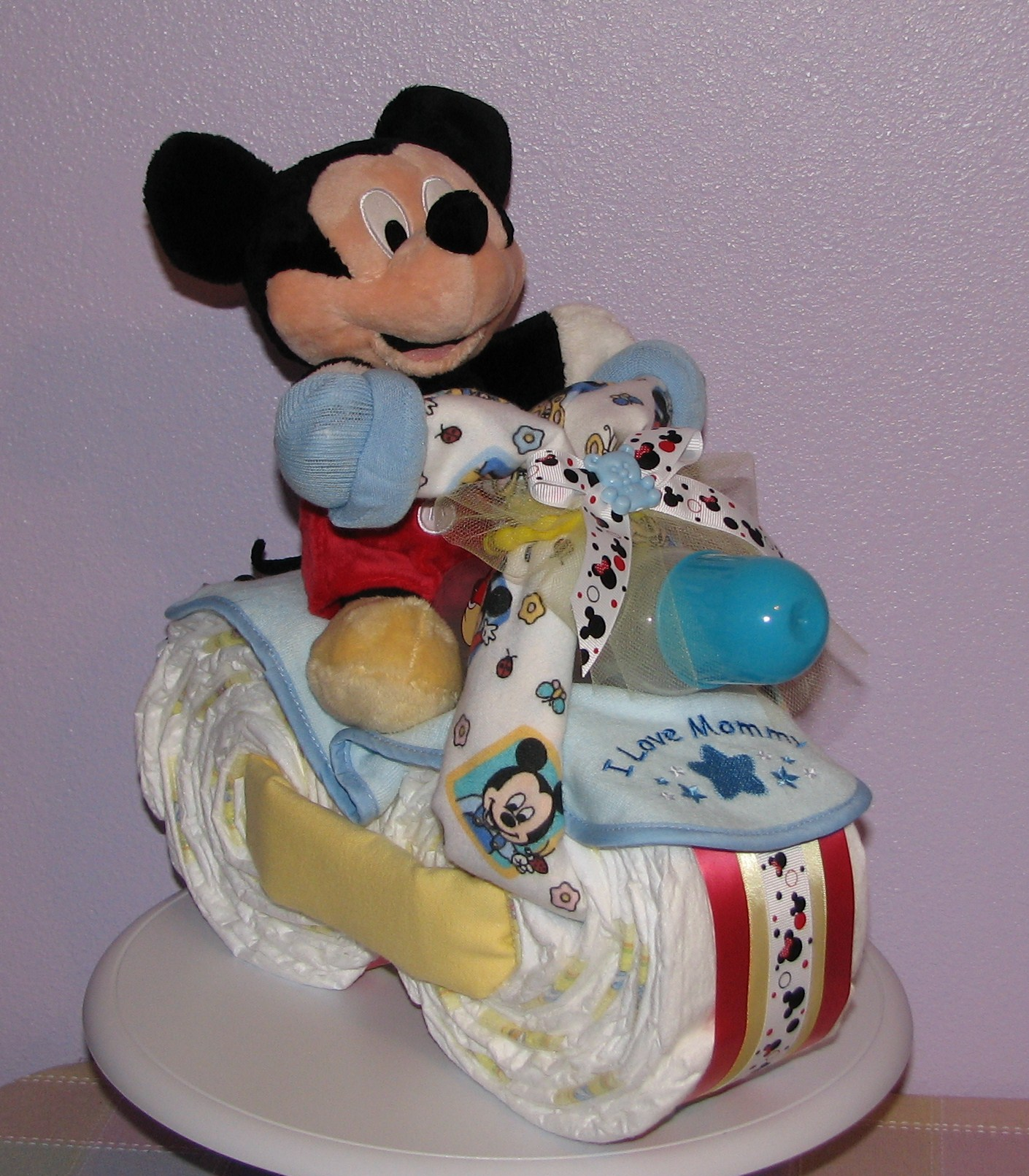 Mickey-Mouse-Diaper-Motorcycle.JPG - Mickey Mouse Diaper Motorcycle