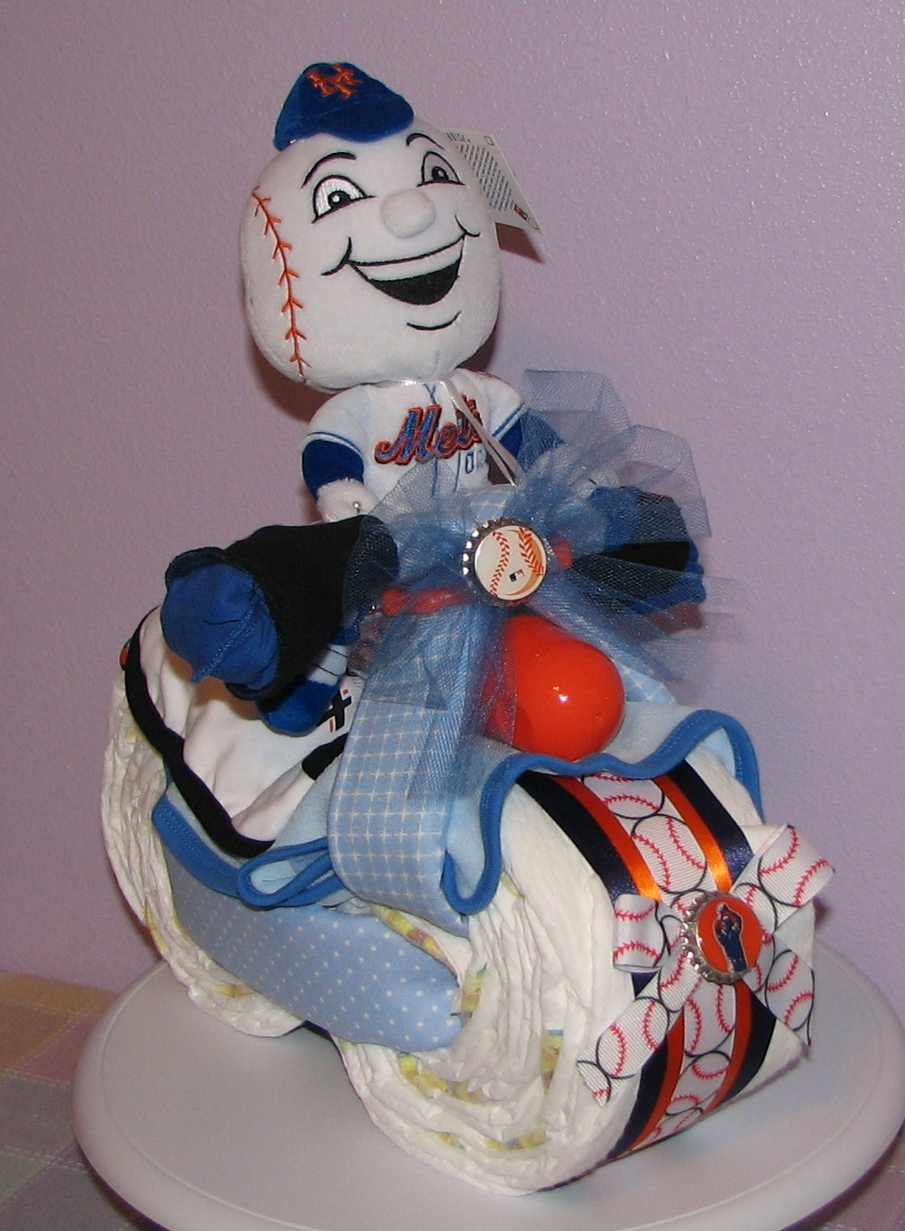 Mets-Diaper-Motorcycle.JPG - New York Mets Diaper Motorcycle
