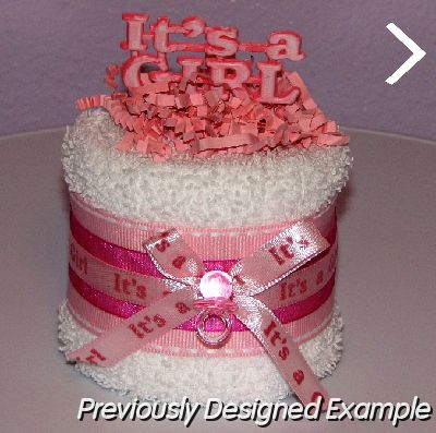 Table Centerpieces - Baby Shower Favors/Baby Girl Favors