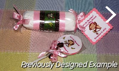 Table Centerpieces - Baby Shower Favors/personalized favors for