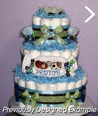 Baby Photo on Baby Love Diaper Cakes Baby Boy Diaper Cakes Baby Boy Diaper Cakes