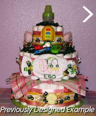 Pin Girl John Deere Cakes Cake On Pinterest