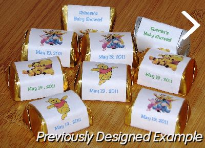 winnie the pooh mini nuggets jpg winnie the pooh baby shower favors