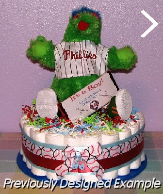 phillies phanatic. JPG - Phillie Phanatic Diaper