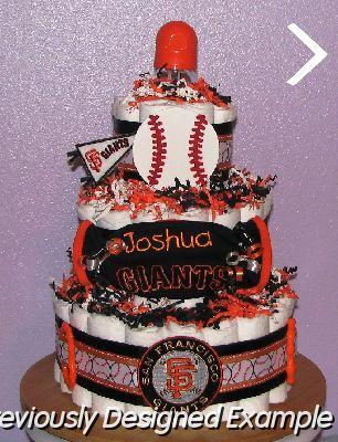 Sf Giants Cake Ideas
