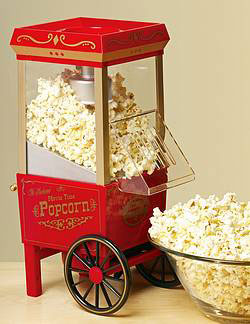 Popcorn Maker for Bridal Shower
