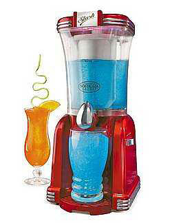 Slushee Maker for Baby Shower