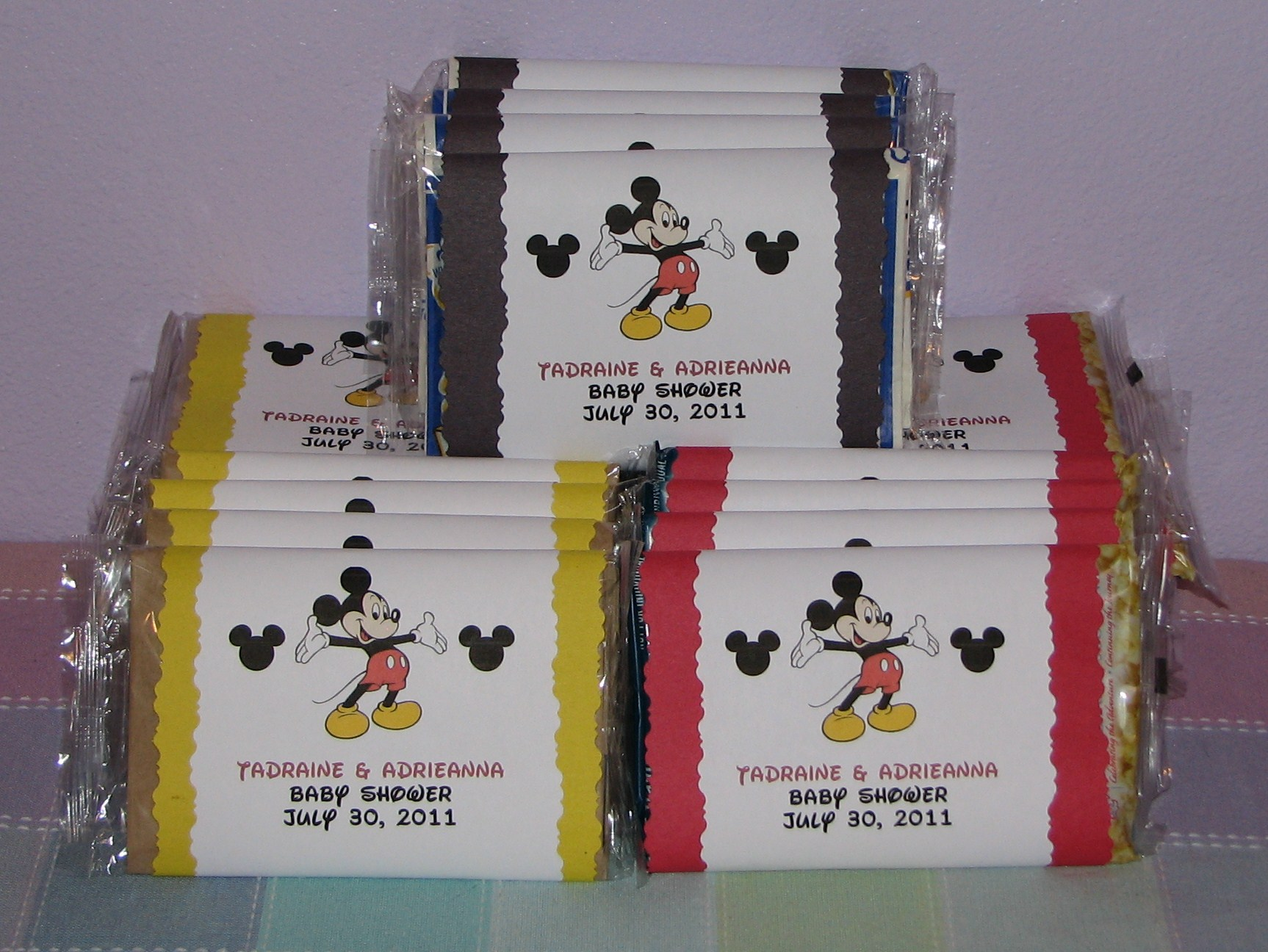 mickey mouse baby shower favors ebay party invitations ideas